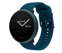 Zegarek sportowy Polar Ignite 2 niebieski