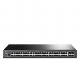 Switche TP-Link 52p TL-SG3452 (48x1000Mbit, 4xSFP)