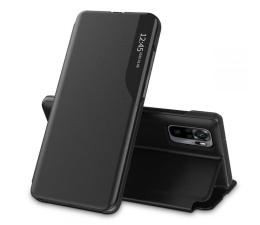 Etui / obudowa na smartfona Tech-Protect Smart View do Xiaomi Redmi Note 10/10S czarny