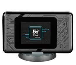 Modem D-Link DWR-2101 (5G 1600Mbps, WiFi 1800Mbps AX) LAN