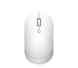 Myszka bezprzewodowa Xiaomi Mi Dual Mode Wireless Mouse Silent Edition (Biały)