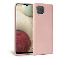 Etui / obudowa na smartfona Tech-Protect Icon do Samsung Galaxy A12/M12 pink