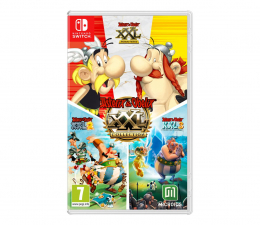Gra na Switch Switch Asterix & Obelix XXL: Collection