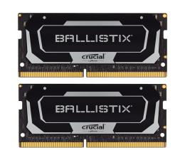 Pamięć RAM SODIMM DDR4 Crucial 32GB (2x16GB) 3200MHz CL16 Ballistix