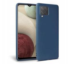 Etui / obudowa na smartfona Tech-Protect Icon do Samsung Galaxy A12/M12 blue