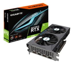 Karta graficzna NVIDIA Gigabyte GeForce RTX 3060 EAGLE OC LHR 12GD GDDR6