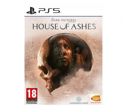 Gra na PlayStation 5 PlayStation The Dark Pictures - House of Ashes