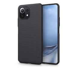 Etui / obudowa na smartfona Nillkin Super Frosted Shield do Xiaomi Mi 11 Lite czarny