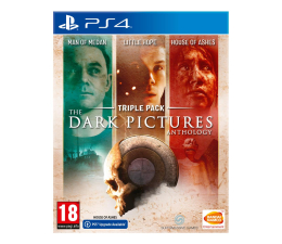 Gra na PlayStation 4 PlayStation The Dark Pictures: Anthology Limited Edition