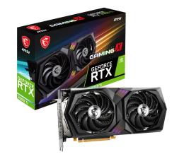 Karta graficzna NVIDIA MSI GeForce RTX 3060 Ti GAMING X LHR 8GB GDDR6