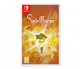 Gra na Switch Switch Spiritfarer