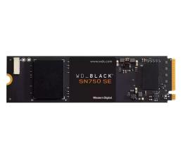 Dysk SSD WD 250GB M.2 PCIe Gen4 NVMe Black SN750 SE