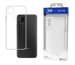 Etui / obudowa na smartfona 3mk Clear Case do Xiaomi Redmi 9C