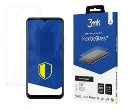 Folia / szkło na smartfon 3mk Flexible Glass Lite do OPPO A15