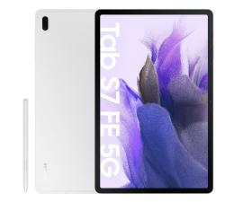 """Tablet 12"""" Samsung Galaxy Tab S7 FE T736 5G 6/128GB srebrny"""