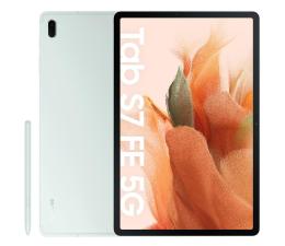 "Tablet 12"" Samsung Galaxy Tab S7 FE T736 5G 6/128GB zielony"
