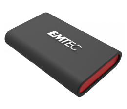 Dysk zewnętrzny SSD EMTEC X210 Elite Portable 1TB USB 3.2 Gen. 2 Czarny