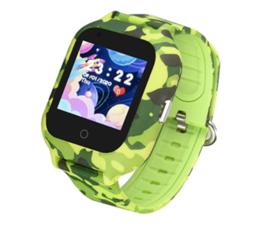 Smartwatch dla dziecka Garett Kids Moro 4G zielony