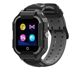 Smartwatch dla dziecka Garett Kids Neon 4G czarny