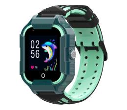 Smartwatch dla dziecka Garett Kids Neon 4G zielony