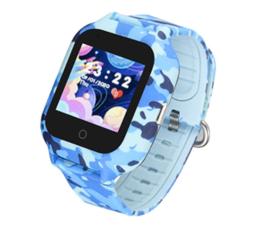 Smartwatch dla dziecka Garett Kids Moro 4G niebieski
