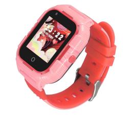 Smartwatch dla dziecka Garett Kids Protect 4G różowy