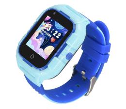 Smartwatch dla dziecka Garett Kids Protect 4G niebieski