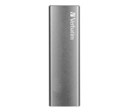 Dysk zewnętrzny SSD Verbatim VX500 240GB USB-C 3.2 Gen 2 Szary