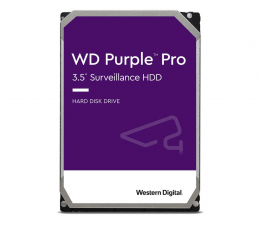 Dysk HDD WD WD PURPLE PRO 10TB 7200obr. 256MB