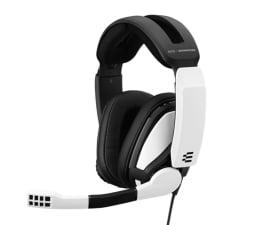 Słuchawki przewodowe Sennheiser EPOS GSP 301 Czarno-biały