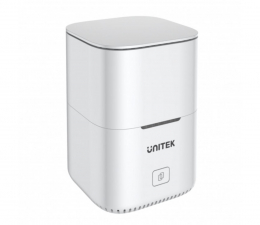 """Obudowa dysku Unitek Stacja klonująca USB-C 3.1 (2x 2.5"""", UASP)"""
