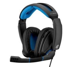Słuchawki przewodowe Sennheiser EPOS GSP 300 Czarno-niebieski