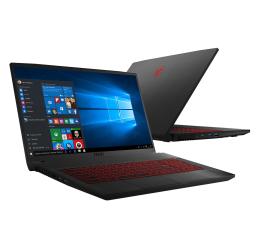 "Notebook / Laptop 17,3"" MSI GF75 i5-10300H/16GB/512/Win10 GTX1650Ti 144Hz"