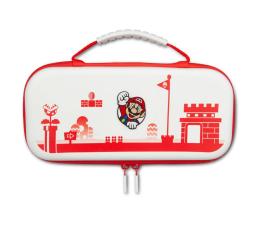 Obudowa/naklejka na konsolę PowerA SWITCH Etui na konsole Mario Red & White