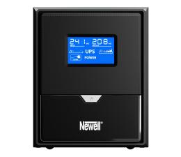 Zasilacz awaryjny (UPS) Newell UPS U1000 (1000VA/600W, 3x Schuko, LCD)