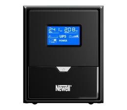 Zasilacz awaryjny (UPS) Newell UPS U2000 (2000VA/1200W, 3x Schuko, LCD)