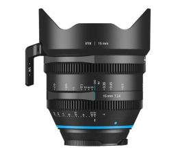 Obiektywy stałoogniskowy Irix Cine 15mm T2.6 do MFT Metric