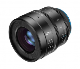Obiektywy stałoogniskowy Irix Cine 45mm T1.5 do Canon EF Metric
