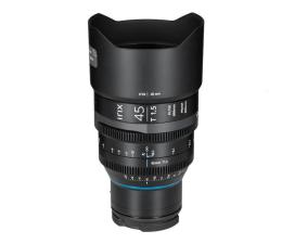 Obiektywy stałoogniskowy Irix Cine 45mm T1.5 do Nikon Z Metric