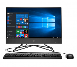 All-in-One HP 200 G4 i5-10210/8GB/256/Win10P DVD