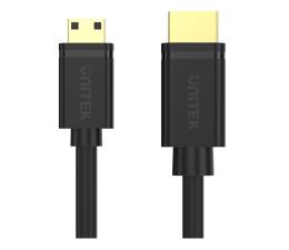 Kabel HDMI Unitek Kabel mini HDMI - HDMI 2.0 (4k/60Hz, 2m)