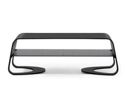 Podstawka chłodząca pod laptop Twelve South Curve Riser podstawka do iMac czarny