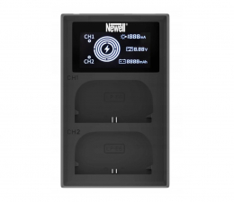 Ładowarka do aparatu Newell FDL-USB-C do akumulatorów LP-E12
