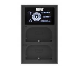 Ładowarka do aparatu Newell FDL-USB-C do akumulatorów NP-BX1