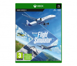 Gra na Xbox Series X   S Xbox Microsoft Flight Simulator