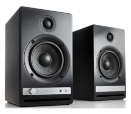 Kolumny stereo Audioengine HD4 Czarne para
