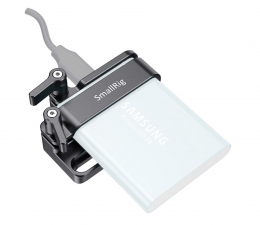 Klatki do aparatu SmallRig Uchwyt na dysk Samsung T5 SSD