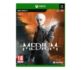 Gra na Xbox Series X | S Xbox The Medium