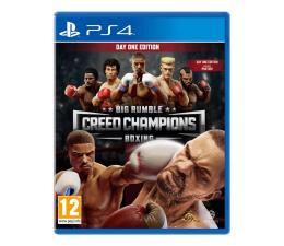 Gra na PlayStation 4 PlayStation Big Rumble Boxing: Creed Champions Day One Edition