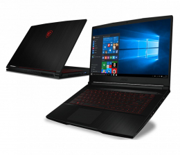 "Notebook / Laptop 15,6"" MSI GF63 i5-10300H/8GB/512/Win10 GTX1650"